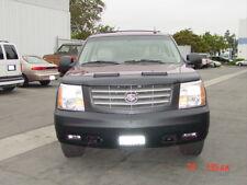 Colgan Front End Mask Bra 2pc. Fits Cadillac Escalade 2002-2004 W/License