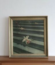Original Tretchikoff Canvas The Lost Orchid