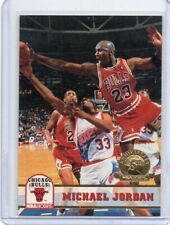 93-94 Hoops 5th Anniversary Gold Michael Jordan Bulls