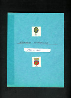FRENCH MOROCCO (MAROC) Very Nice Collection in Stock Book 1891-1955 $160 SCV