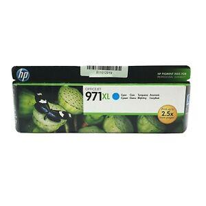 Genuine HP 971XL Cyan Blue Officejet Pro Printer Ink Cartridge CN626AE RRP £79