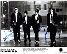 Mark Wahlberg and Leonardo DiCaprio signed 8x10 Photo Picture pic + COA