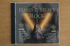 Hard 'N' Heavy Rock   (Box C544)