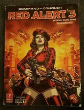 Red Alert 3 Comand & Conquer  Official Game Guide