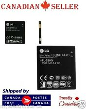 NEW GENUINE  FL-53HN Battery LG Optimus 2x G2x p999 p990 4g  doubleplay c729