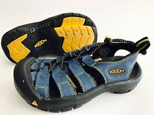 KEEN Newport H2 Toddler Boys Sandals Size 12 Waterproof Slip On Sport shoes Blue