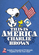 This is America, Charlie Brown (2 Disc) DVD NEW