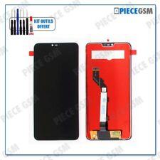 ECRAN LCD + VITRE TACTILE POUR XIAOMI MI 8 LITE NOIR + outils + colle b7000