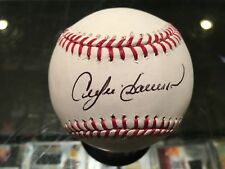 ANDRE DAWSON MONTREAL EXPOS CHICAGO CUBS SINGLE SIGNED BASEBALL NICE JSA AUTHENT