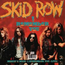 "Skid Row(Clear 10"" Vinyl)I Remember You-Atlantic-A8886TE-UK-1990-Ex/NM"