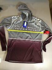 Borah Teamwear Mens Size Medium M Run Running Hoody (6910-121)