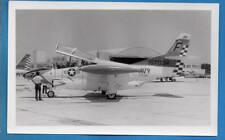 1960-70s USN T2 Buckeye VT-10 157034 Original Photo