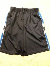 Mens Navy Blue Athetech Basketball Shorts Size M