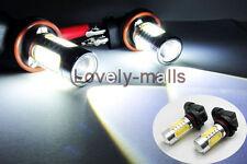 2x 9005 HB3 CREE Q5 LED Plasma Projector bulb Fog Light DRL WHITE 11W 9040 9140