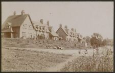 More details for hertfordshire. letchworth garden city - ridge road, letchworth c1910 rp postcard