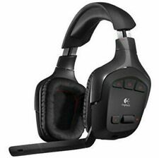 Logitech G930 Gaming Wireless Stereo Headset  with 7.1 Surround Sound 981-000257