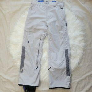 COLUMBIA Men's Size Small Convert Omni-Tech Waterproof Snow Ski Snowboard Pants
