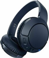 TCL MTRO Series Wireless On-Ear Bluetooth Headphones with Mic - Slate Blue