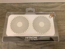 New Hitachi BTN2 High Performance Water-Resistant Bluetooth Speaker