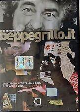 beppegrillo.it (2005) DVD