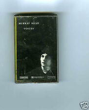 CASSETTE TAPE (NEW ) MURRAY HEAD VOICES (1981)