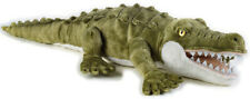National Geographic Crocodile 50cm Soft Plush Stuffed Animal Toy