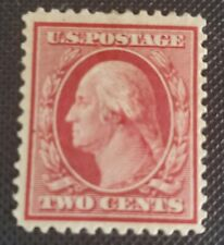 US Stamp #358 in Mint F/VF+ condition