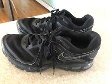 Nike Air max all black mens sneakers sz 10