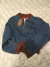 Pelle Pelle Denim Jacket Size Xl