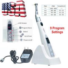 USPS AZDental Endodontics Treatment Reciprocation Endo Motor 9 Program Settings