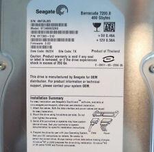 ST3400832AS 9Y7385-510 FW:3.03 400gb Sata Desktop Drive