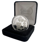 Welcome Baby Commemorative Coin - .999 Fine Silver - Engravable