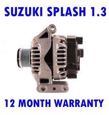 Suzuki splash 1.3 cdti hatchback 2008 2009 2010 2011 - 2015 alternator
