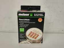 Melnor 103 Time-A-Matic Electronic Water Timer - NEW!