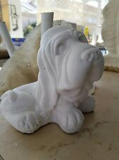 concrete plaster mold latex and fiberglass  new dog mold ready2ship
