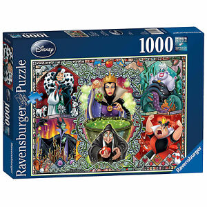 Ravensburger: Disney Wicked Women 1000 Piece Puzzle BRAND NEW