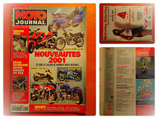MOTO journal 1432 -13/7/2000-Yamaha T MAX 500-Street-Fighter 1000 S1-Triumph