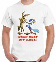 Beep My Arse Mens Funny T-Shirt
