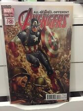 All New All Different Avengers #4 Captain America Anniversary Edition BRAND NEW