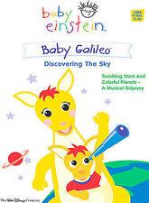 Baby Einstein: Baby Galileo (DVD, NEW, 2003) Disney