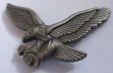 SET á  4  x  Conchos Conchas Adler Indianer Biker Western Nieten 668 Eagle Studs