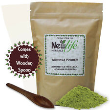 Moringa Powder & Moringa Vegan Capsule 250mg Extract 8:1 Strong Moringa Oleifera