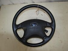 Subaru Forester 2003-2005 Steering wheel with airbag and cruise control stalk