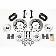 Wilwood 140-11009-D Forged Dynalite Front Kit for 1979-1987 GM G Body