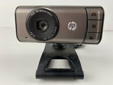 HP WebCam HD-3100 Widescreen USB with TrueVision Tested & Working