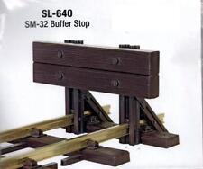 PECO SL-640 SM-32 SCALE Buffer Stop Kit