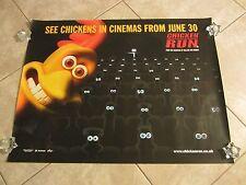 Chicken Run movie poster Animation