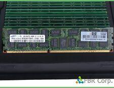EXC 4GB Samsung PC3 8500R DDR3 1066 4RX8 M393B5173EH1-CF8Q1 Memory RAM HP LOT
