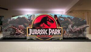 Stern Jurassic Park Pinball Machine Topper - Goat Mania