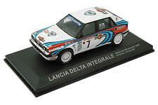 Lancia Delta Integrale #7 (1990) - Modell 1:43